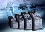 Neues kompaktes Gerät für sanfte Motorenstarts  / New compact device for soft starting of motors